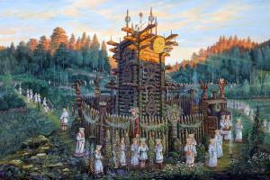 Тайны Сибирской Артании 2