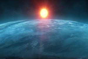 земля и солнце